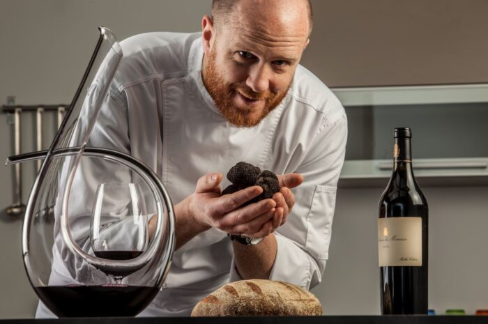 chateau-de-mercues-launches-black-truffle-culinary-experience